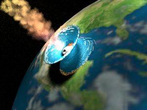 Yukatan-Meteoreinschlags