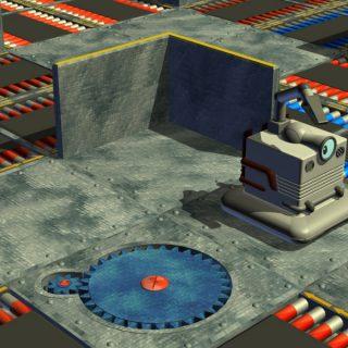"""Coverbild """"Robo Challenge"""""""